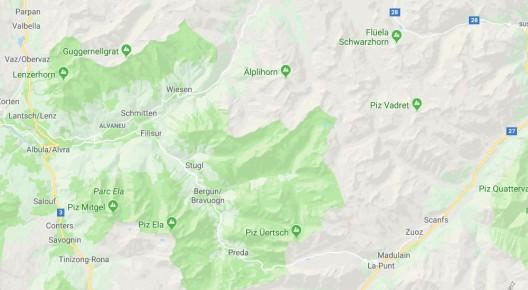 Filisur - La Punt GR: SlowUp Albula führt zu Verkehrseinschränkung