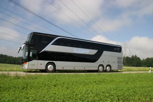 Sicher und komfortabel unterwegs zu Ihrem Wunschreiseziel mit Kopf Reisen AG