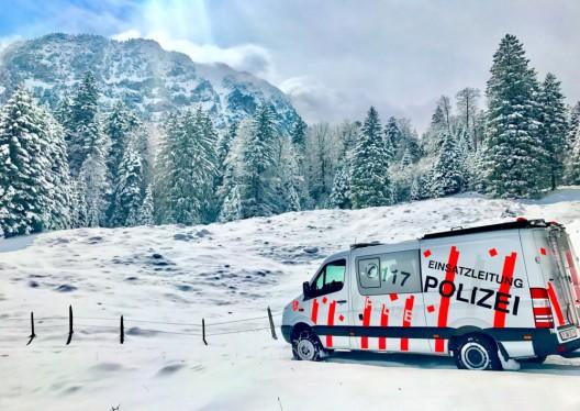 Kanton Obwalden: Mehrere Unfälle aufgrund winterlicher Strassenverhältnisse