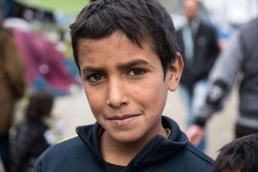 Minderjährige in Zeiten der Migrationssorgen
