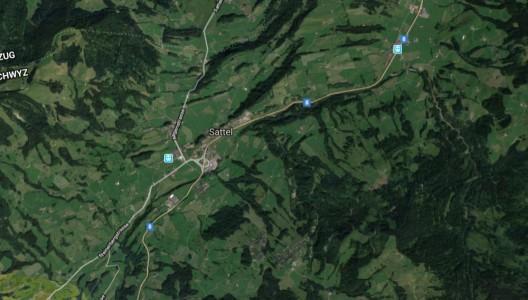Sattel SZ: Änderenbach mit Öl verschmutzt – Zeugenaufruf