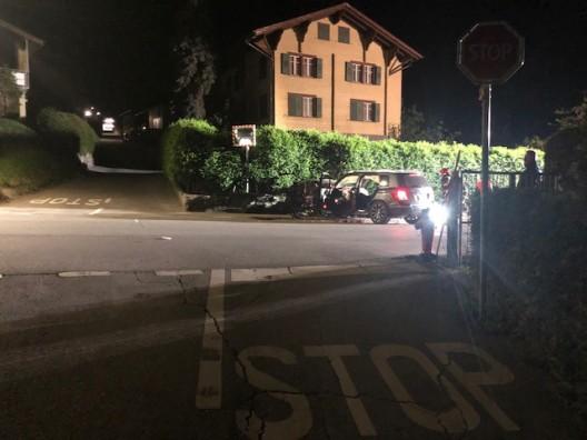 Brig-Glis VS: Verkehrsunfall fordert drei Verletzte