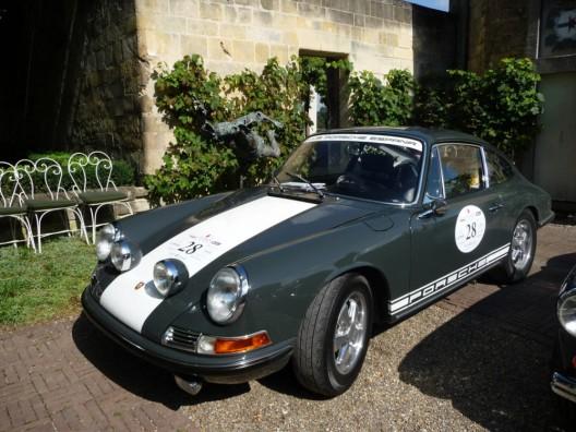 Wertvoller Porsche Oldtimer gestohlen – Polizei bittet um Mithilfe