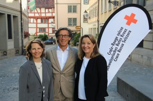 Thomas Heiniger zum neuen Präsidenten des Roten Kreuzes gewählt