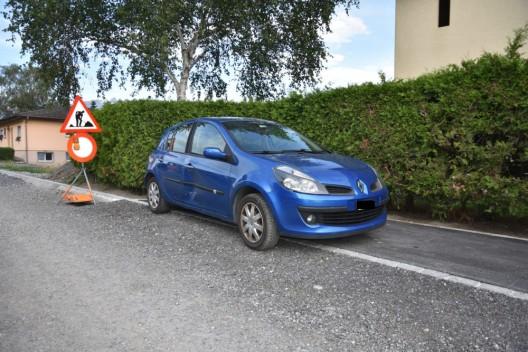 Triesen / Nendeln FL: Unfallstellen pflichtwidrig verlassen