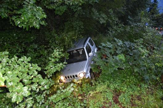 Liechtenstein: Autofahrerin gerät auf die Gegenfahrbahn – weiterer Unfall