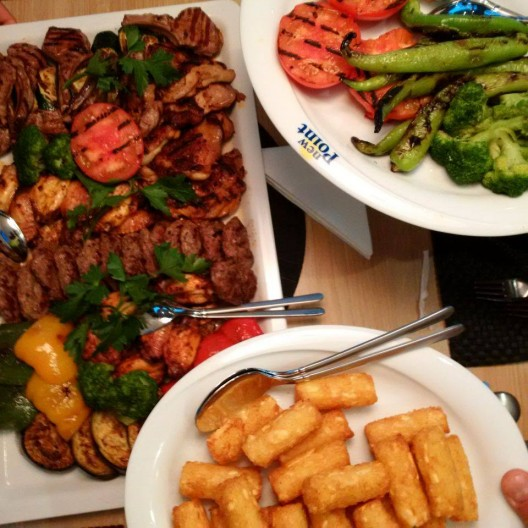 New Point seit 1996: Orientalische Speisen in Zürich - hausgemacht und frisch