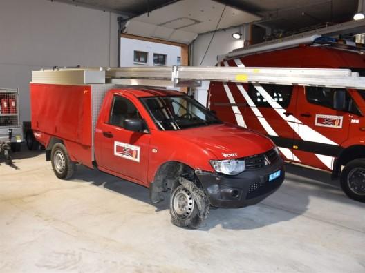 Ramosch GR: Unerlaubte Spritztour mit Feuerwehrauto - Zeugenaufruf