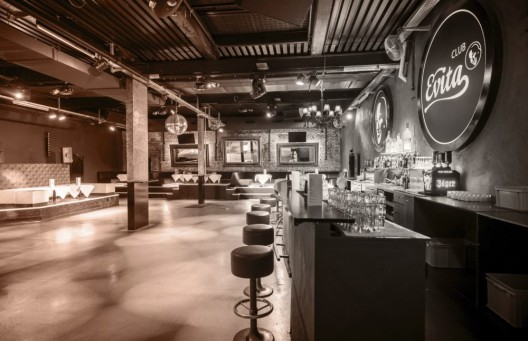 EVITA Restaurant, Bar und Club - ein Ort für unvergessliche Momente