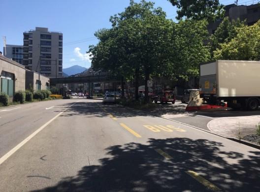 Stadt Zug ZG: Tödlicher Verkehrsunfall in der Innenstadt – Zeugenaufruf