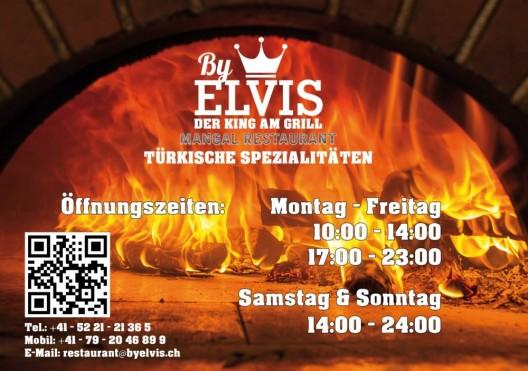 By Elvis Winterthur: Von Meisterhand zubereitete türkische Grillspezialitäten
