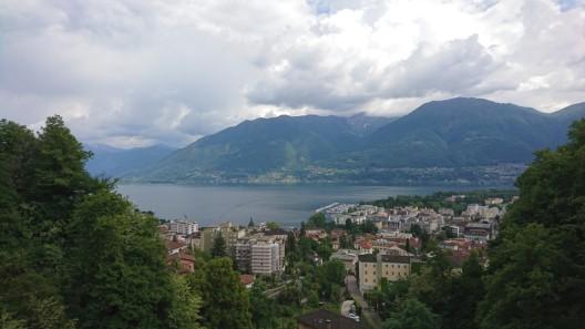 Wetter Schweiz: Grosse Regenmengen auf der Alpensüdseite