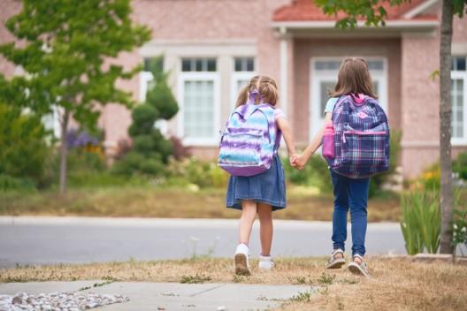 Zentralschweiz: Start ins neue Schuljahr – bitte besonders aufmerksam sein