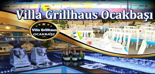 Villa Grillhaus – türkische Spezialitäten, meisterhaft grilliert
