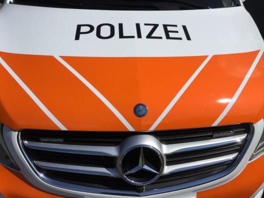 Stans NW: Rasender Einbrecher (Franzose) verhaftet