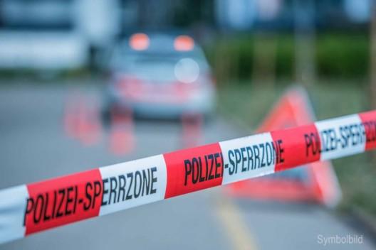 Pfungen ZH: Chemieunfall auf Firmengelände - keine Personen verletzt