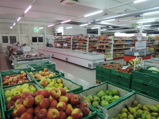 Aymez Markt – in- und ausländische Spezialitäten, alles an einem Ort