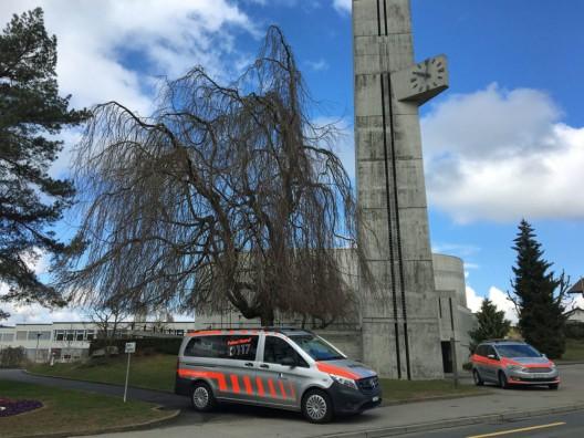 Oberkirch LU: Luzerner Polizei lädt zur musikalischen Michaelsfeier
