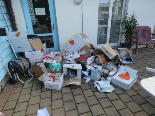 Frick AG: Pakete aus Aussenbereich der Poststelle gestohlen – Zeugenaufruf