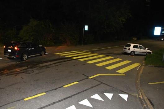 Chur GR: Mehrere Verletzte bei Verkehrsunfall