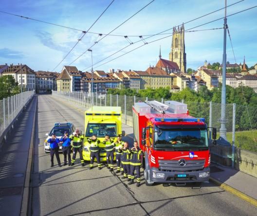 Kapo Freiburg beteiligt sich am Projekt EDWARD - ein Tag ohne Verkehrstote