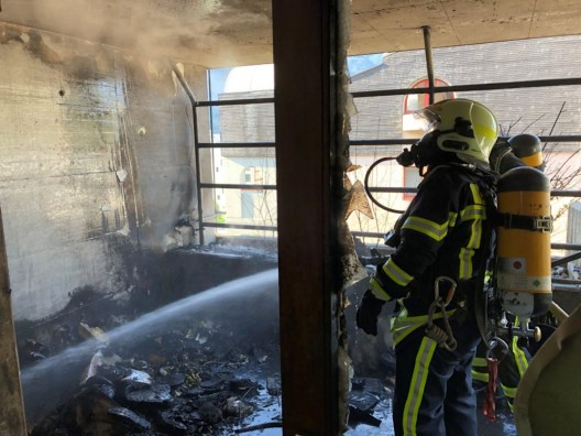 Siders VS: Brand in einem MFH