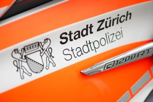 Stadt Zürch ZH: Drei Polizisten nach Angriff verletzt