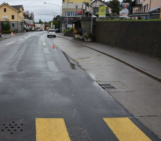 Wittenbach SG: 17-jähriger Fussgänger von Auto erfasst und schwer verletzt