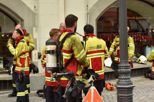 Stadt Luzern: Neues Feuerwehrreglement