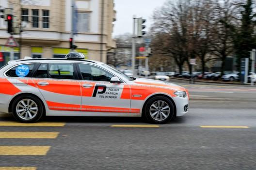 Günsberg/Rüttenen SO: Alkoholisierter Automobilist flüchtet vor Polizeikontrolle