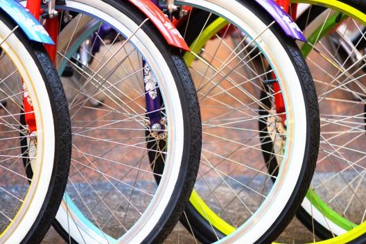 Stadt St. Gallen SG: Unbekannte Täterschaft beschädigt mehrere Fahrräder