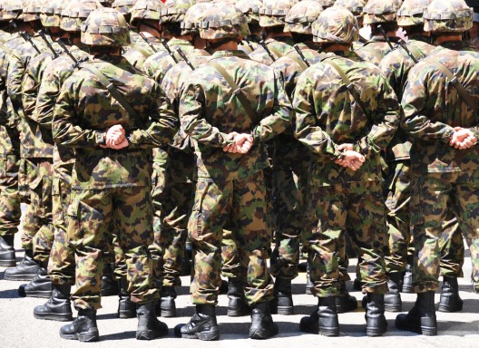 Der Bundesrat ernennt Thomas Süssli zum neuen Chef der Armee