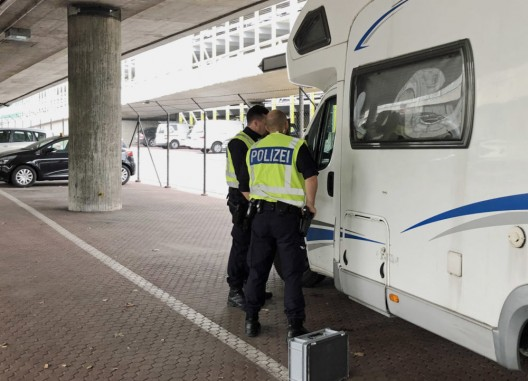Basel-Stadt BS: Zwei Lenker wegen Drogen aus dem Verkehr gezogen