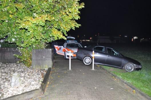 Bellach SO: Autolenker (Schweizer) versucht sich Polizeikontrolle zu entziehen