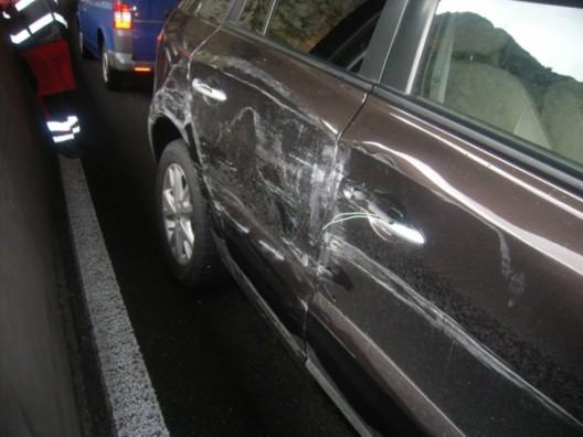 Andermatt UR: Personenwagen mit Lastwagen kollidiert – eine Person verletzt