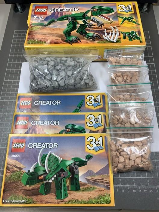 Mülligen ZH: In einer Legopackung über 1000 Ecstasy-Pillen gefunden