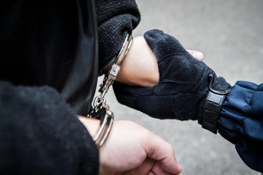 St.Gallen SG: Mann (Deutscher) beim Klauen erwischt - Festnahme
