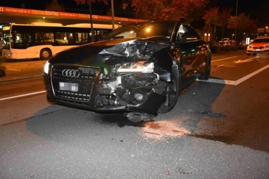 Rapperswil-Jona SG: Alkoholisiert in Auto gefahren - Führerausweis abgenommen