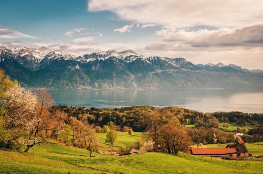 Wetter Schweiz: Vorläufige Monatsbilanz Oktober 2019