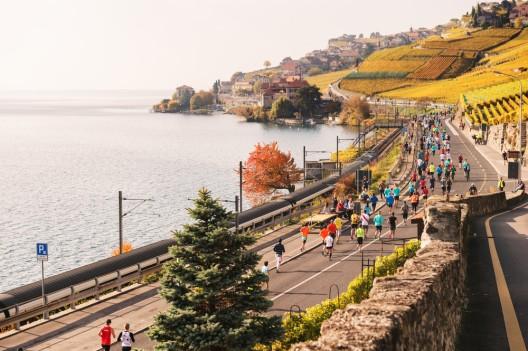 Lausanne VD: Verkehrsbeschränkungen am Lausanne-Marathon