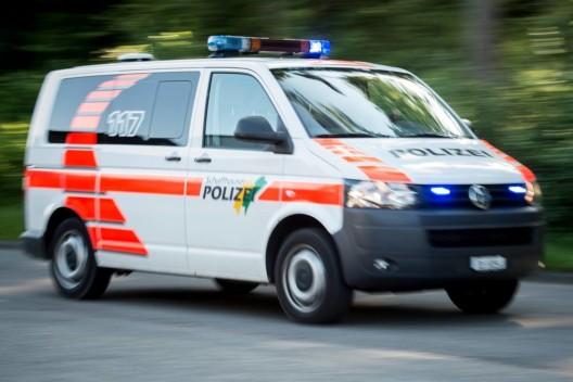 Herblingen / J15 SH: 34-jährige deutsche Lenkerin geriet auf die Gegenfahrbahn