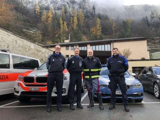 Ausbildungstage grenzüberschreitende Zusammenarbeit Italien / Schweiz