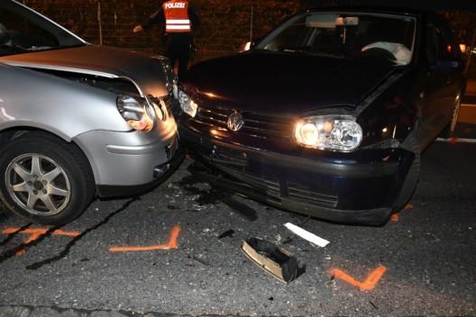 Chur GR: 22-jährige Autofahrerin bei Kollision mit PW verletzt