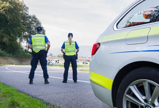 Kanton Aargau: Grossflächige Kontrollen gegen Einbrecher erfolgreich