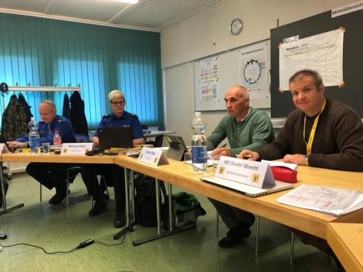 Sicherheitsverbundsübung 2019: Kantonaler Führungsstab Uri zieht Bilanz