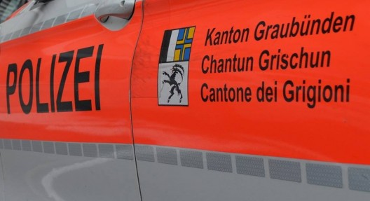 Davos GR: Erheblicher Sachschaden durch Sprayerei - Zeugenaufruf