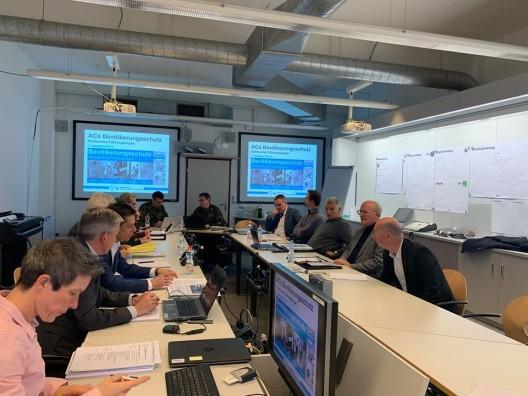 Kantonspolizei Zürich startet mit Partnern in nationale Sicherheitsverbundsübung