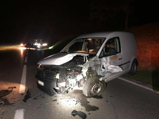Courtepin / Bossonnens FR: Zwei Verkehrsunfälle unter Alkoholeinfluss