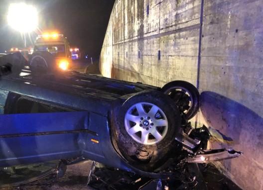 Grône VS: Tödlicher Verkehrsunfall