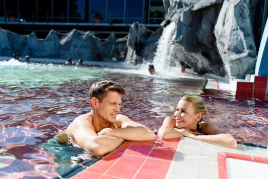 Bad Füssing: Thermalbaden und lustvolles Entspannen zu jeder Jahreszeit